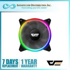 Darkflash 14CM Rainbow Led Fan