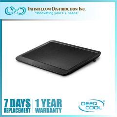 Deepcool N19 Super Slim Type, Aluminum Mesh Panel,1x140mm Fan,USB Pass Through