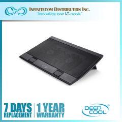 Deepcool N222 Wind Pal FS- Metal Mesh, 2x140mm Fans, 2 USB Ports