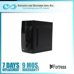 Fortress Sonix Green Case + Intelligent PSU