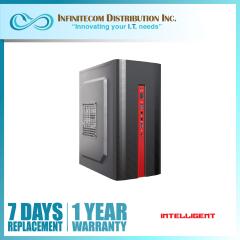 Intelligent T01 Red Case with PSU
