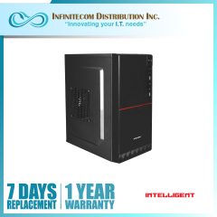 Intelligent T03 Red Case with PSU