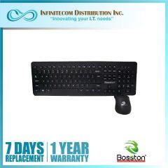 Bosston EK8100 Keyboard and Mouse Combo