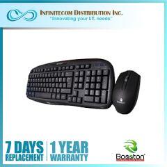 Bosston EK8200 Keyboard and Mouse Combo