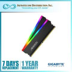 16GB Gigabyte Aorus GP-ARS16G37-BOX DDR4  (2X8GB) 3733mhz Memory Module Box (1Year Warranty)