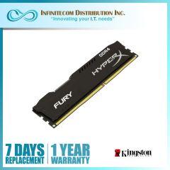 8GB Kingston Hyper-X Fury DDR4 2666 HX426C16FB3/8 Memory