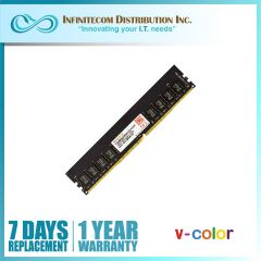 8GB V-Color DDR4 2666 TD48G26S819G with Heat sink Memory