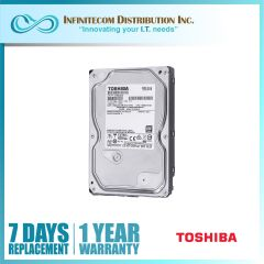 1TB Toshiba Desktop HDD