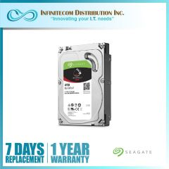 4TB Seagate ST4000VN008 Ironwolf 5900rpm 64MB HDD