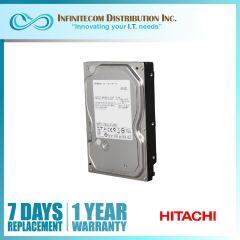 500GB Hitachi Desktop Distro 3.5 SATA