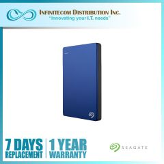 1TB Seagate Backup Plus Slim USB3 Blue STHN1000402