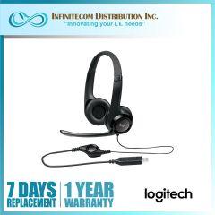 Logitech H390 USB Computer Headset