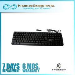Intelligent K385 USB Keyboard