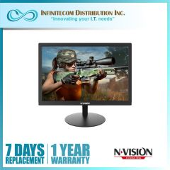 19 Nvision N190HD 60hz Led Monitor