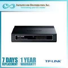 TP Link TL-SF1016D 16 Port