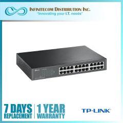 TP Link TL-SF1024D 24 Port