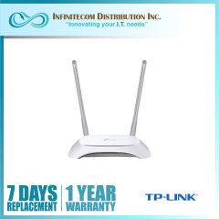 TP Link TL-WR840N 300Mbps Wireless N Router