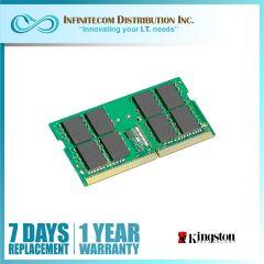 8GB Kingston KVR26S19S6/8 DDR4 2666mhz Sodimm Memory