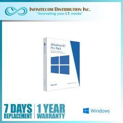 Microsoft Windows Pro 8.1 32Bit