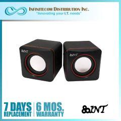 Intelligent INT-SPK888 Mini Speaker Black