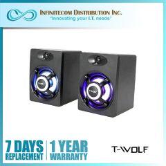 Intelligent T-Wolf S1 Light Multimedia Speaker