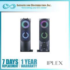 Iplex K100 RGB Soundbar Speaker