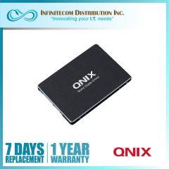 256GB Qnix Plasma Series 2.5 Sata SSD