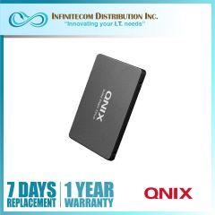 512GB Qnix Plasma Series 2.5 Sata SSD