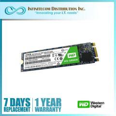 240GB WD Green 3D NAND M.2 2280 Sata SSD