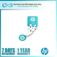 64GB HP V178B 2.0 Blue Flash Drive