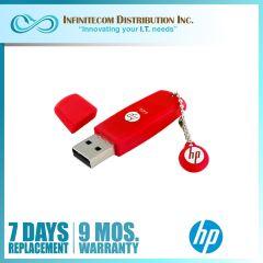 64GB HP V188R 2.0 Red Flash Drive