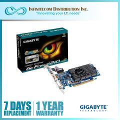 1GB Gigabyte GF210 DDR3 64bit