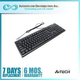 A4tech KRS83 PS2 Keyboard