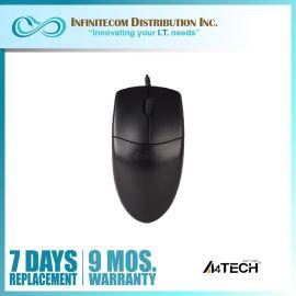 A4Tech OP-620 PS2 Optical Mouse