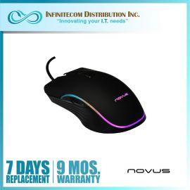 Novus GMS-200 USB RGB Gaming Mouse