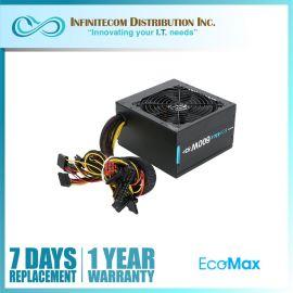 600Watts Zalman EcoMax PSU
